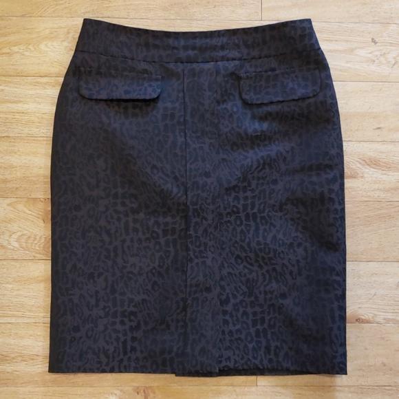 Ann Taylor Dresses & Skirts - Ann Taylor Cheetah Skirt